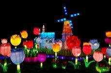 China light festival Utrecht