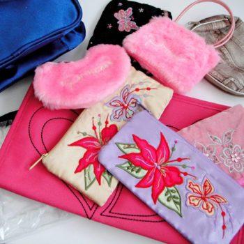 Kozmetické tašky