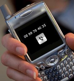 escroquerie telephone 08