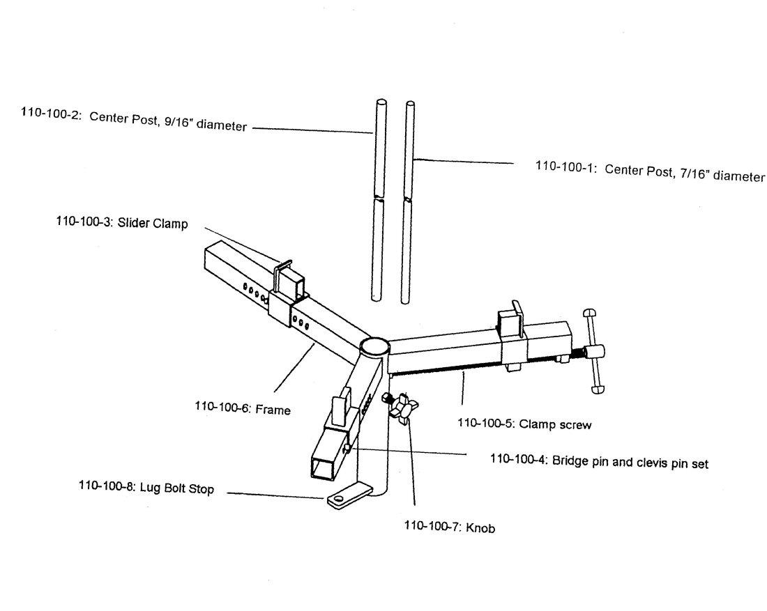 MC110 Attachment