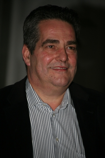 Hans Hoeben tijdens het 50-jarig jubileum van W.I.K. in 2011