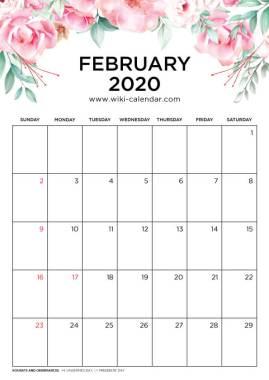 Image result for february 2020 calendar