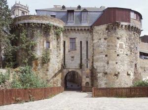 Porte mordelaise  WikiRennes