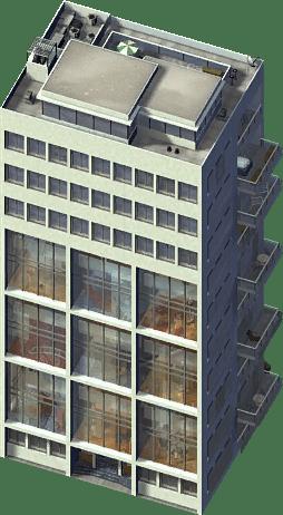 Packard Apartments SimCity 4 Encyclopaedia