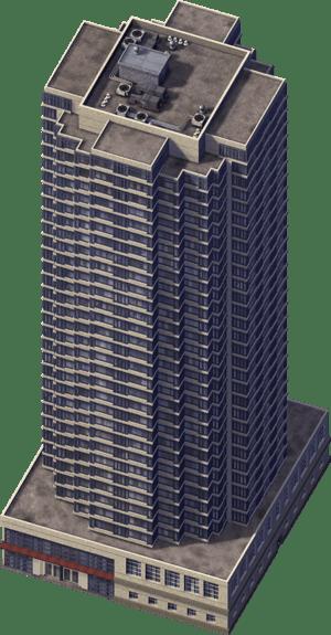 Zaidi Apartments SimCity 4 Encyclopaedia