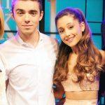 Ariana Grande With Nathan Sykes
