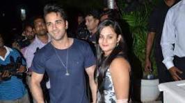 Shweta Rohira with her ex-husband