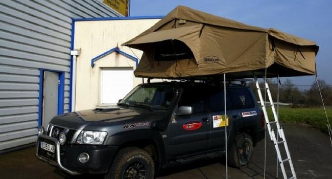 les tentes de toit tout ce dont vous