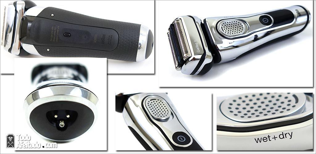 maquina de afeitar braun serie 9