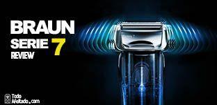 maquinas de afeitar braun serie 7