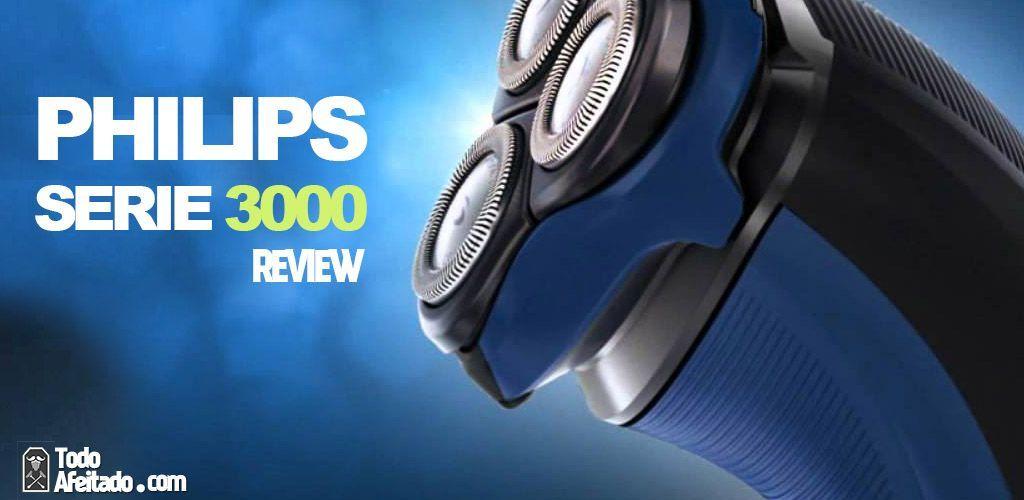Afeitadoras Philips Serie 3000 | La gama «barata» o de primer precio de Philips