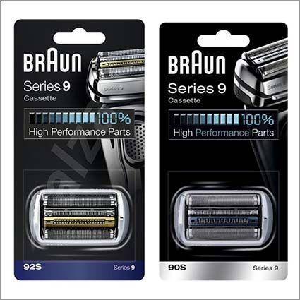 cabezales afeitadoras braun serie 9