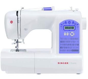 precio maquina de coser starlet singer 6680