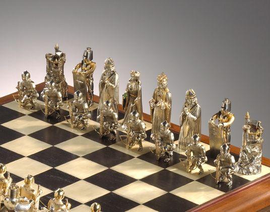 ajedrez de oro J. Grahl