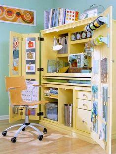 mueble para coser
