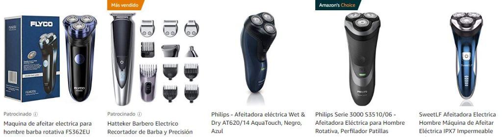 Comprar maquina afeitar electrica