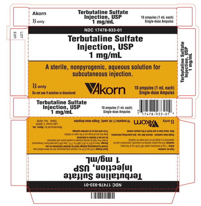 Terbutaline (injection) - wikidoc