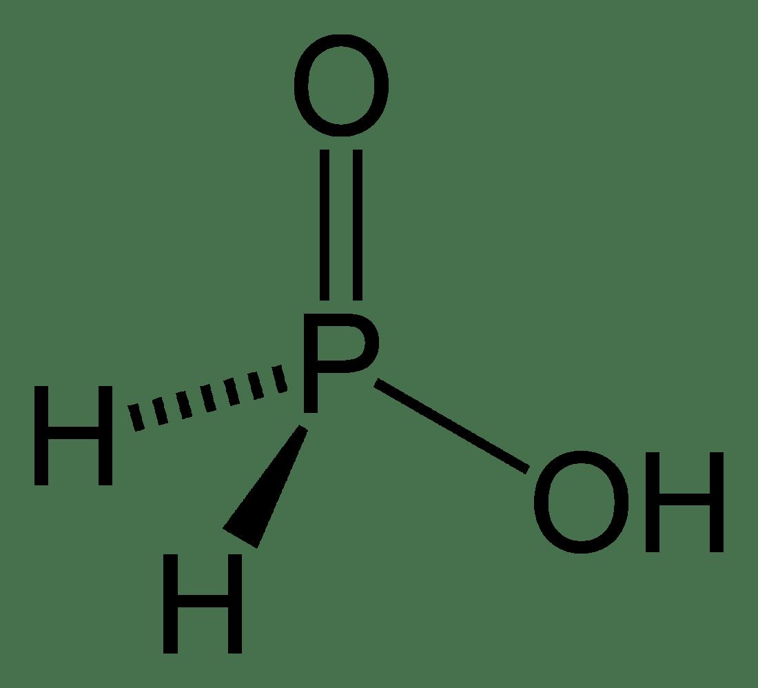 Phosphinic Acids; Hypophosphorous Acids