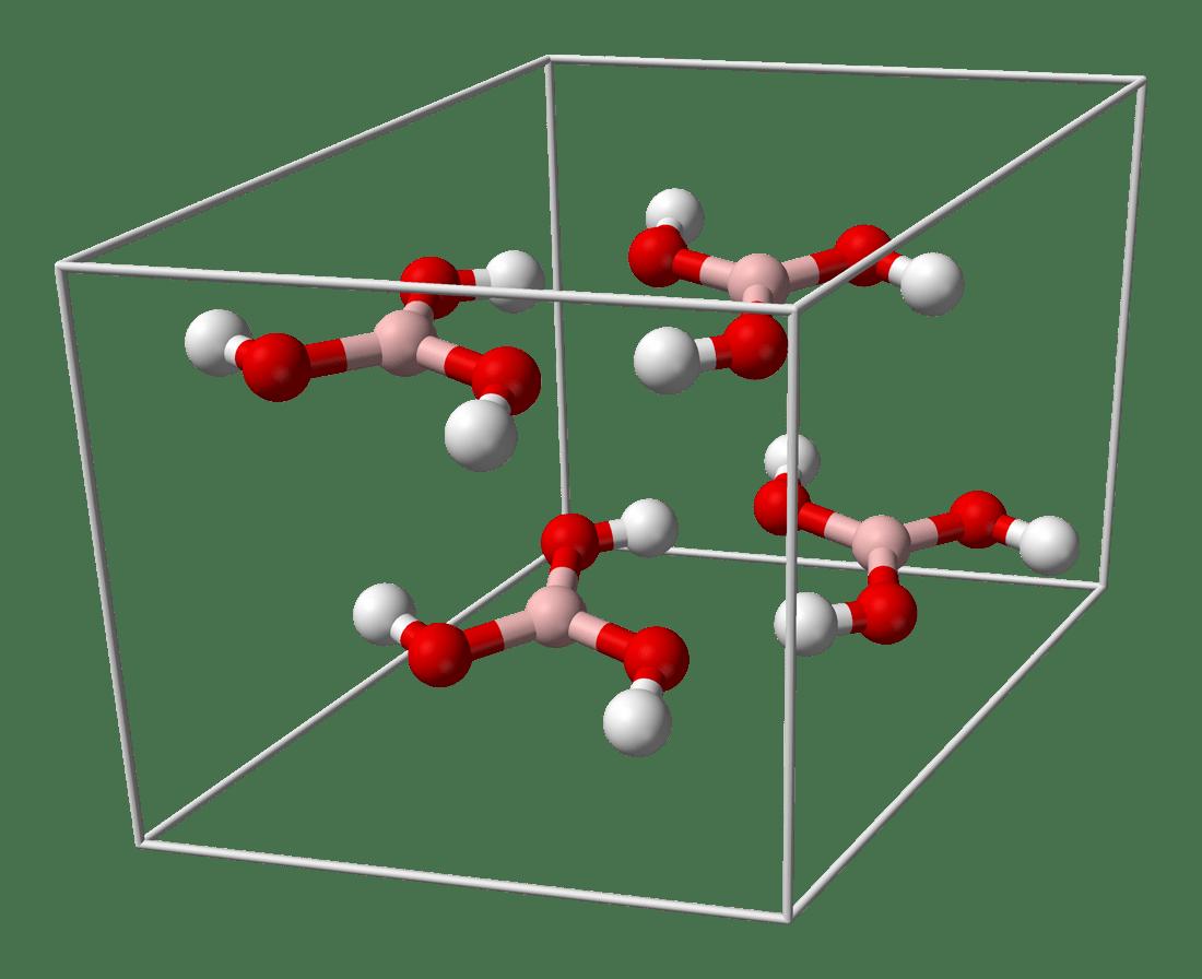 borax crystal diagram led wiring diagrams boric acid wikidoc