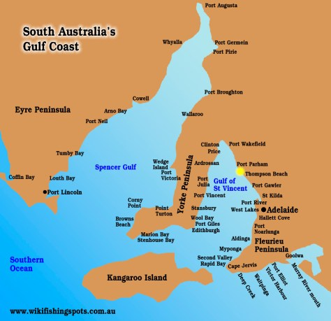 Port Parham, South Australia