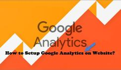 How to setup Google Analytics
