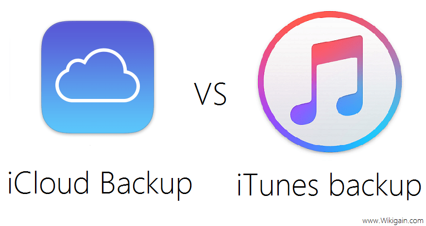 Whats the difference between icloud backup and itunes backup whats the difference between icloud backup and itunes backup wikigain stopboris Gallery