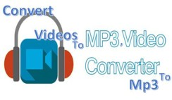 Convert videos to mp3
