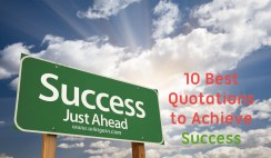 10 best Quation to Achieve Success