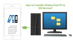 How to Transfer photos from PC to iOS Devices