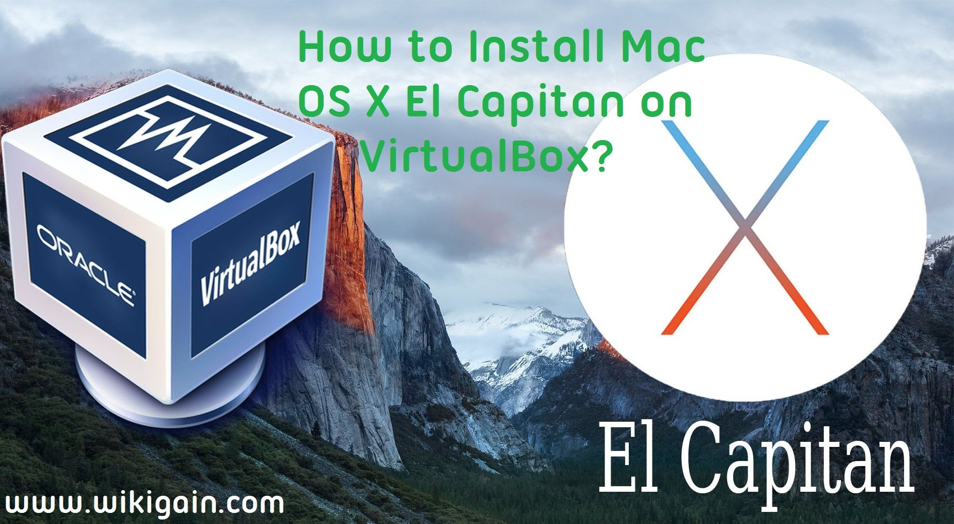 How to Install Mac OS X