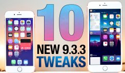 Top 10 New iOS 9.3.3 Jailbreak Tweaks