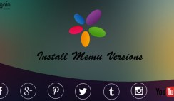 How to install Memu and versions?