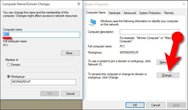 Windows 10 Configuration