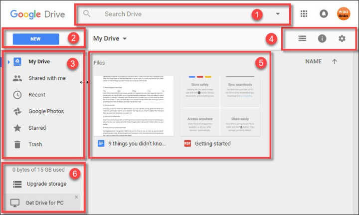 Complete Step by Step Guide to Use Google Drive or Online Cloud Storage