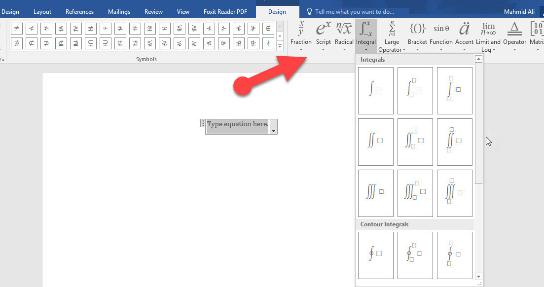 how to write mathematical equations in ms word  wikigain