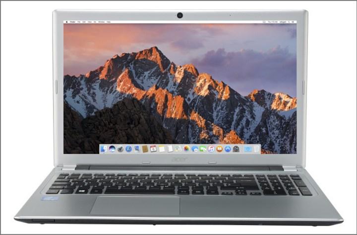 Install macOS Sierra on Acer Aspre V5-571P