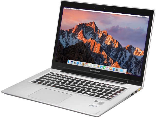 Install macOS Sierra on Lenovo IdeaPad U430