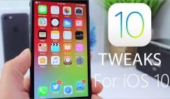 Top 10 Free JailBreak Tweaks for iOS 10 -10.1.1