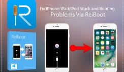 Fix iPhone/iPad/iPod Stuck and Booting Problems Via ReiBoot