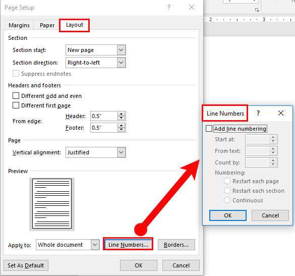 Set Page Margins and Change Page Orientation in Microsoft Word 2016