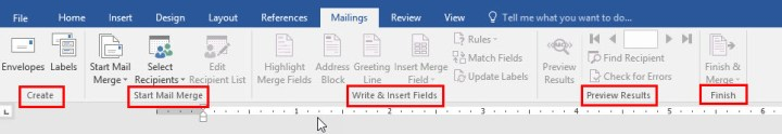 How to Create Envelopes in Microsoft Office Word 2016