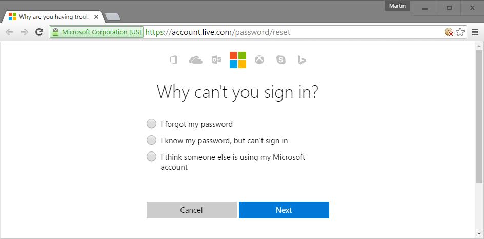 uukeys windows password recovery