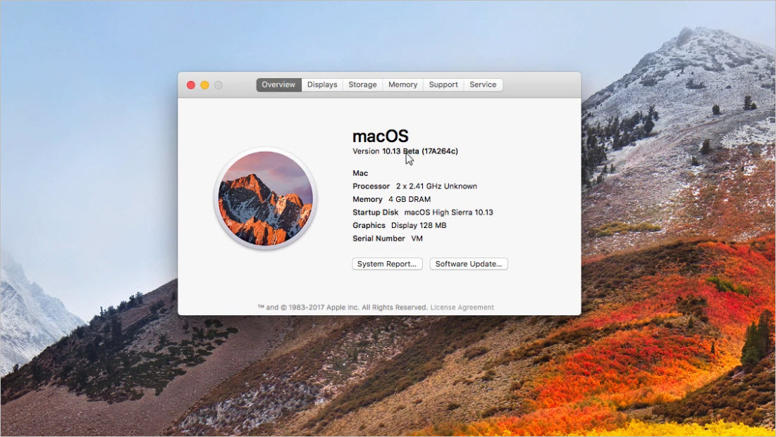 how to download mac os sierra on windows