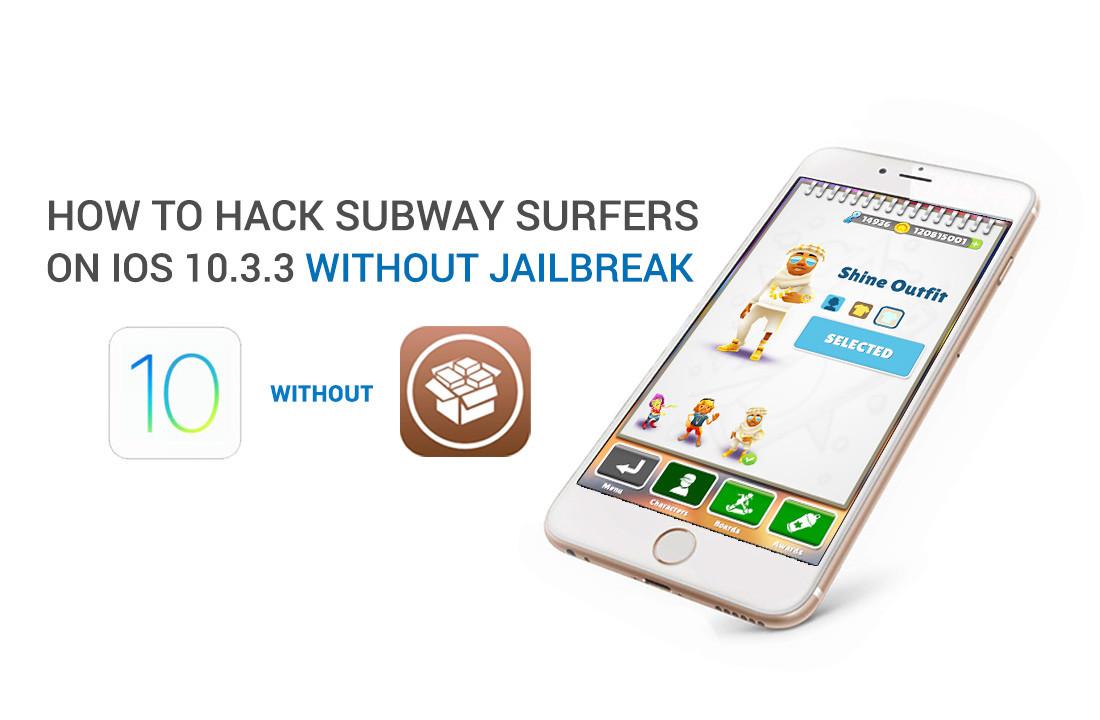 subway surfers score hack ios