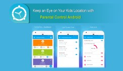 Keep an Eye on Your Kids Location with Android Parental Control