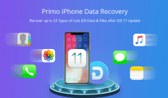 How to Recover Lost data after iOS 11 Update and Fix Common iOS 11 Update Problems