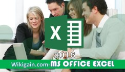 Learn Excel Basics Microsoft Office Excel 2016