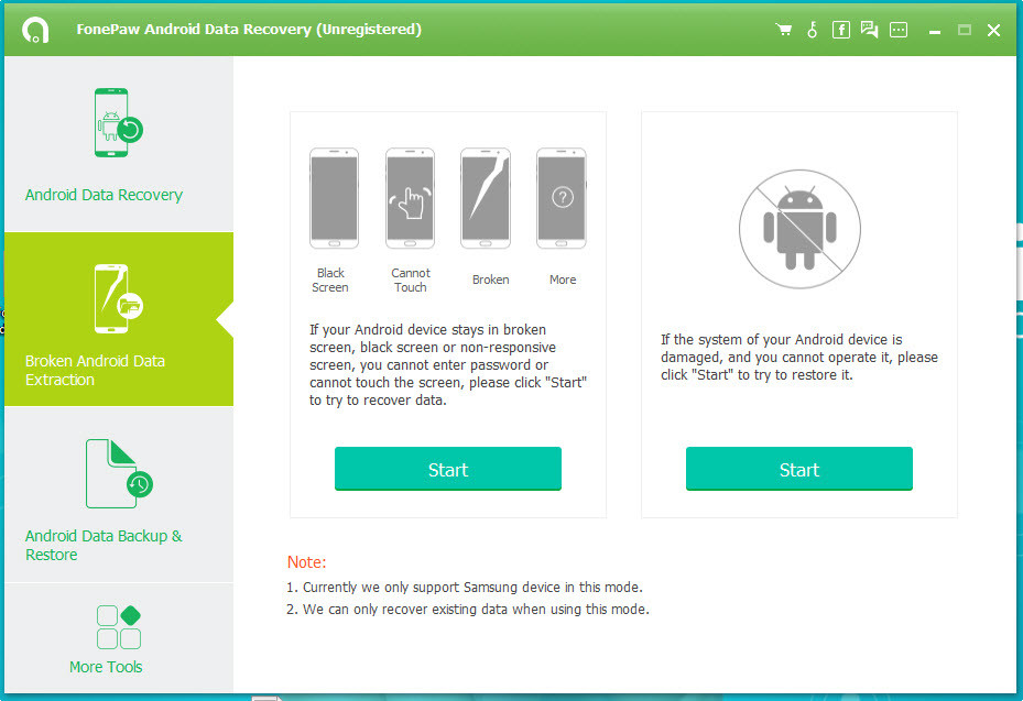 download fonepaw android data recovery 2.1.0