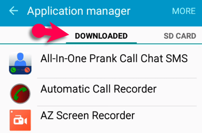 How to Disable & Enable Permanent Apps on any Android Device