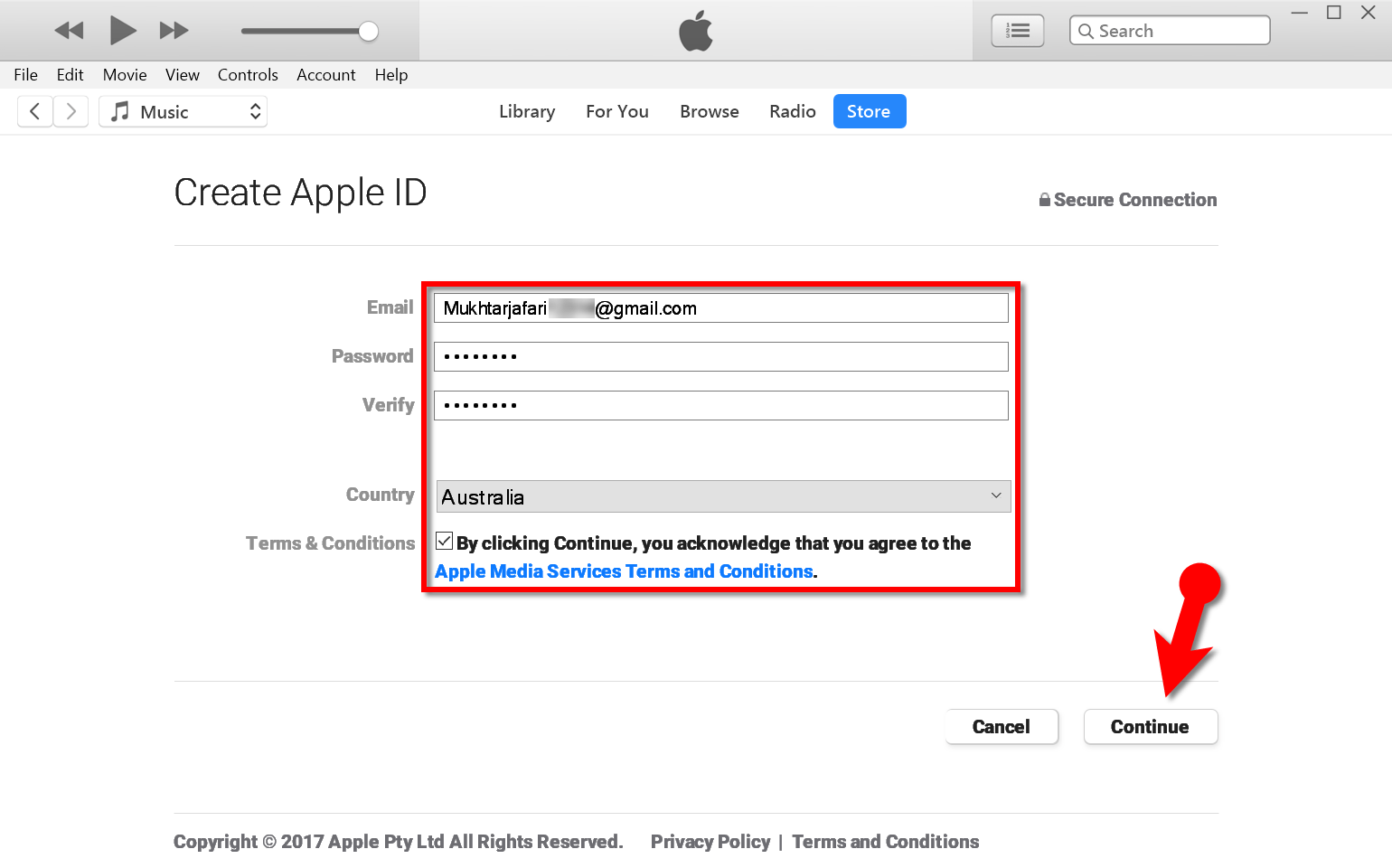 Image Result For Create Apple Id Without Credit Card  On Pc